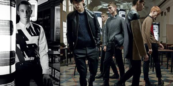 Dior Homme ai 2014-2015