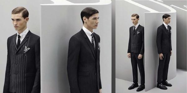 Dior Homme adv ai 2014-15
