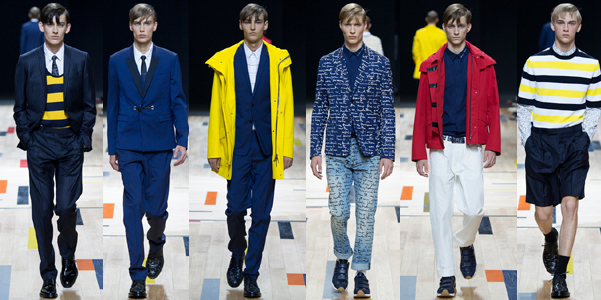 Dior Homme pe 2015
