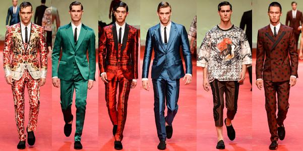 Moda uomo pe 2015  Dolce e Gabbana  051b2110a27