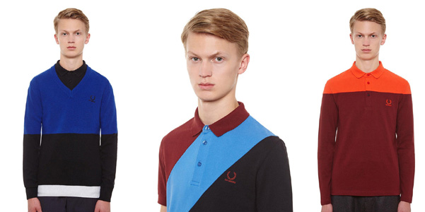 Fred Perry Raf Simons 10 anni