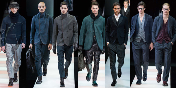 buy popular 4b0d5 b07b5 Moda uomo Fall 2015: Giorgio Armani | Fashion Man