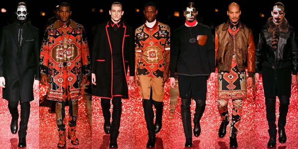 Givenchy uomo autunno 2015