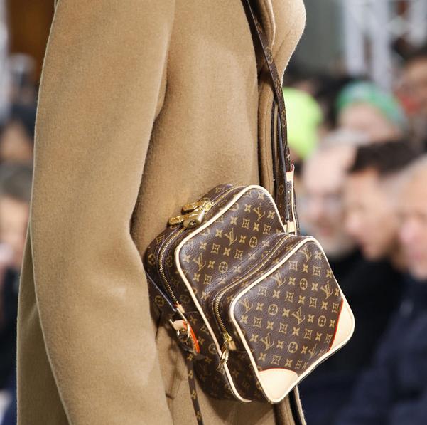 comprare popolare 72fa1 05efd Borse uomo Louis Vuitton autunno 2015 | Fashion Man