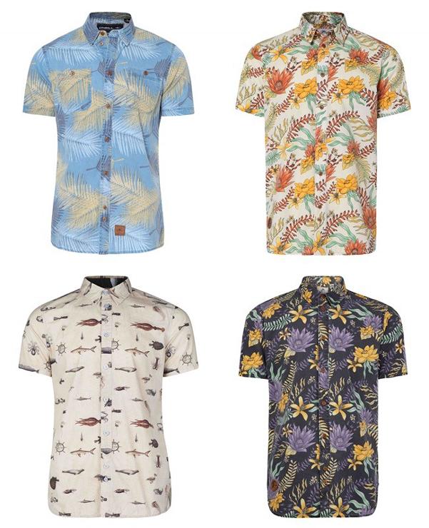 newest 8a9f2 abc3d Camicie hawaiane O'Neill per l'estate 2015   Fashion Man