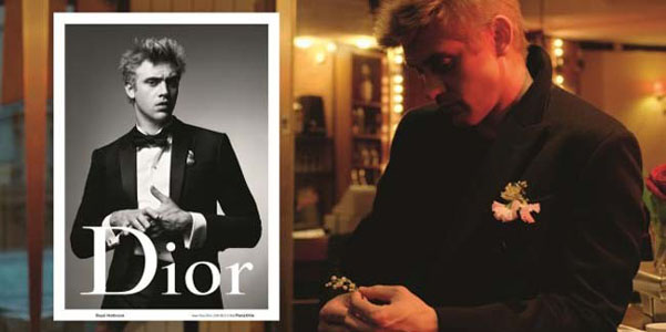 Boyd Holbrook Dior Homme autunno 2015