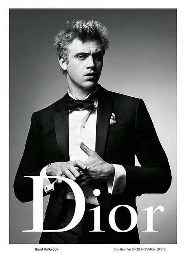 Dior Homme adv autunno 2015