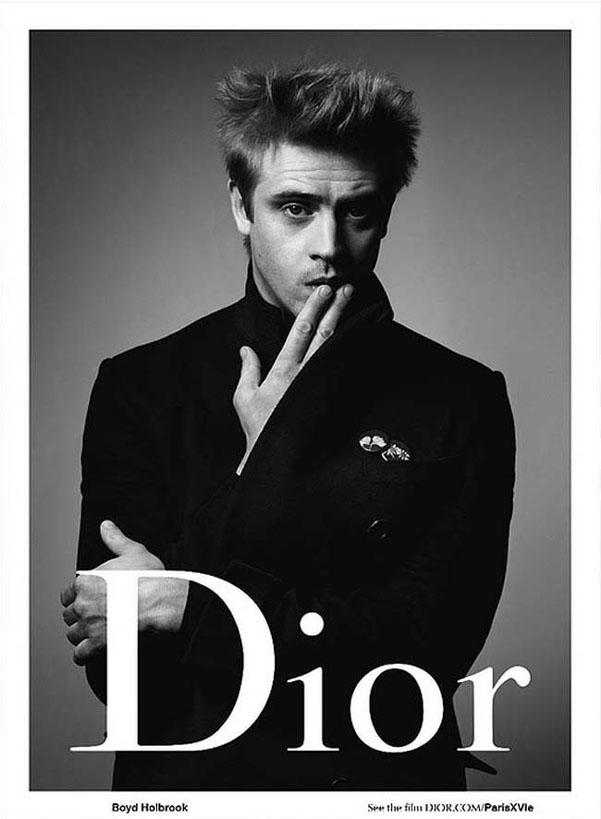 Dior Homme autunno 2015