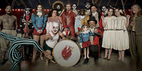 david beckham circo belstaff