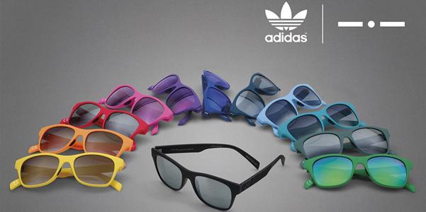 Occhiali da sole Italia Independent e Adidas Originals