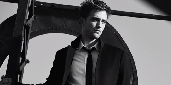 Dior Homme Intense City Robert Pattinson