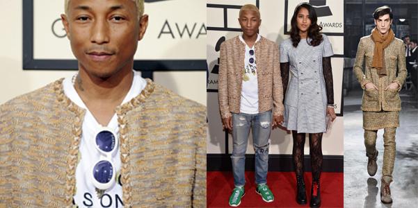 Pharrell-Williams-tailleur-Chanel