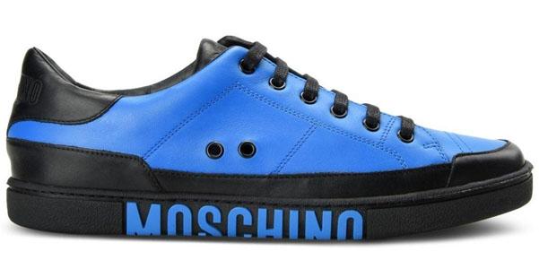 more photos b7723 7c9b3 Sneakers Moschino, si punta sul bicolor | Fashion Man
