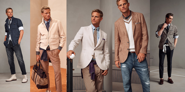 Moda Uomo Matrimonio Estate 2018 : Moda uomo pe brunello cucinelli fashion man