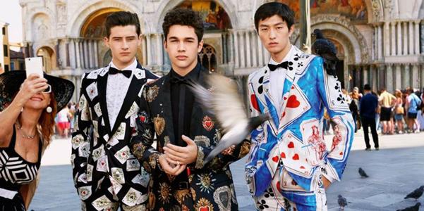 Dolce e Gabbana porta i millennials a Venezia