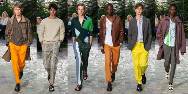 Moda uomo pe 2019: Hermès