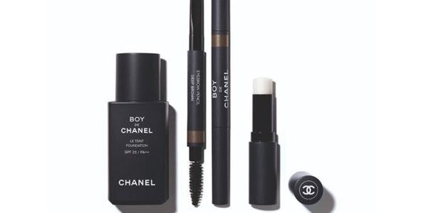Chanel lancia la linea di make-up da uomo, si chiama Boy