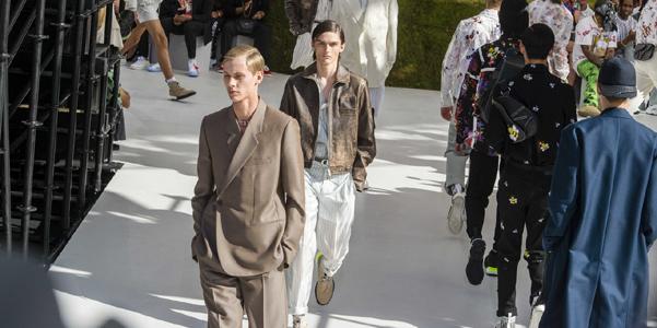 Dior Homme presenta la linea Pre-Fall in Giappone