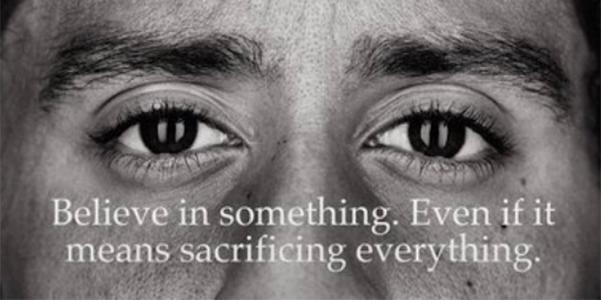 Nike sceglie Colin Kaepernick per la nuova campagna Just Do It