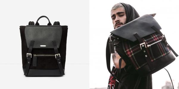 Zayn Malik designer di borse per The Kooples