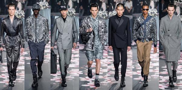 Dior Homme Pre-Fall 2019 sfila a Tokyo