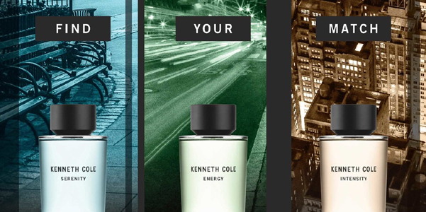 I nuovi profumi di Kenneth Cole for All | Fashion Man