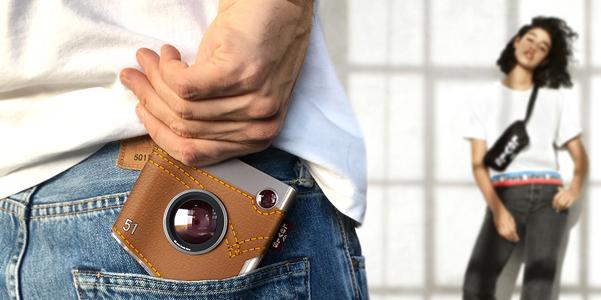 Levi's 51 Digital Camera, la fotocamera ispirata ai celebri jeans