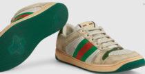 Le sneakers vintage di Gucci che sembrano vecchie e invece no