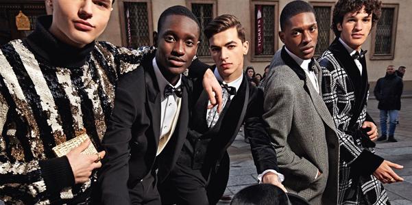 I millennials di Dolce e Gabbana per l'autunno 2019