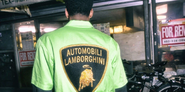 Supreme firma una capsule collection con Lamborghini