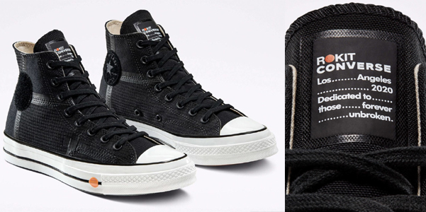 Converse by Rokit, Los Angeles style