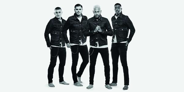 La squadra del Paris Saint Germain ispira (e veste) Replay