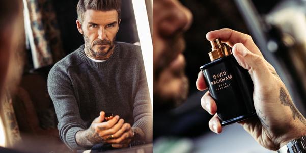 Bold Instinct David Beckham