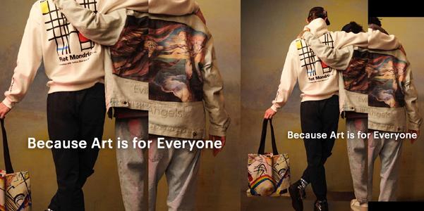 Pull and Bear ti fa indossare Kandinsky e Mondrian