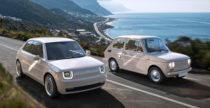 Fiat 126 Vision, quando l'auto vintage si fa contemporanea