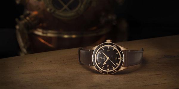 L'orologio Seamaster 300 di Omega si è rifatto il look, e che look!