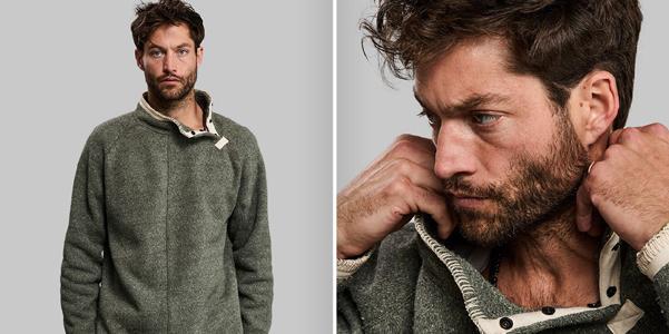 Garbage Sweater, il maglione fatto di giubbotti antiproitettili