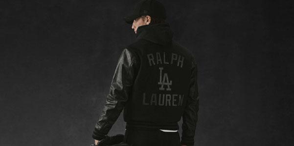 La capsule collection di Ralph Lauren d'ispirazione baseball