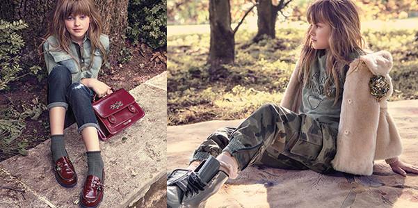 32a76ab94f Twin Set Girl collezione autunno/ inverno 2015-16 | OhMyBaby!