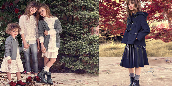 new style 4aada 2fbf1 Twin Set Girl collezione autunno/ inverno 2015-16 | OhMyBaby!