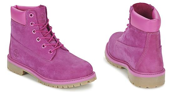 timberland scarpe fucsia