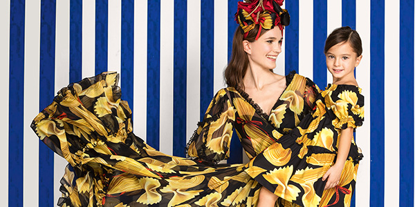 Dolce e Gabbana Mini Me: la collezione per la Primavera/ Estate 2017