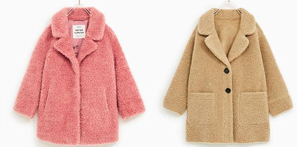 nuovo concetto fa059 d2f04 I cappotti bimba di Zara Kids - OhMyBaby!