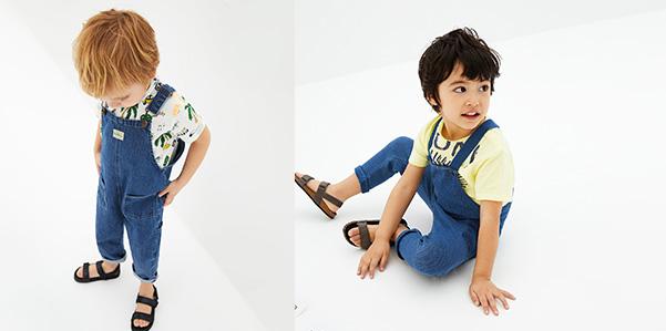 Le salopette di Zara per la primavera/ estate 2018