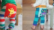 I leggings colorati di Blade & Rose