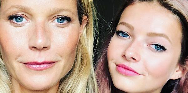 Apple Martin è uguale a mamma Gwyneth Paltrow