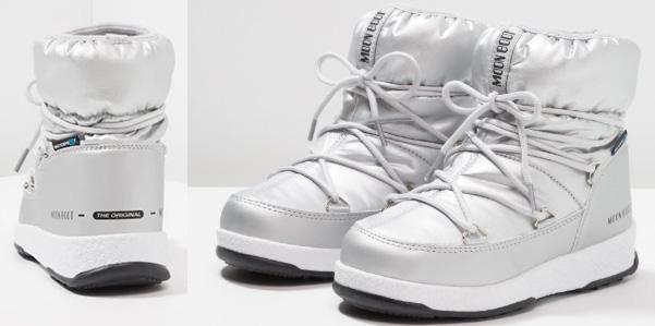 Doposci Moon Boot per affrontare la neve con stile