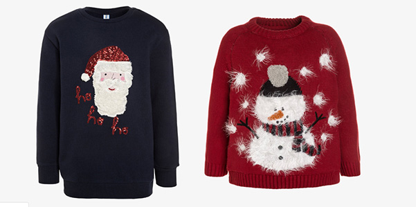 I maglioni di Natale più cool del momento