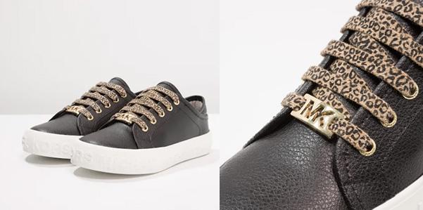 Sneakers MICHAEL Michael Kors: animealier, sì, ma con discrezione