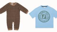 Il monogramma di Fendi protagonista della collezione primavera 2019